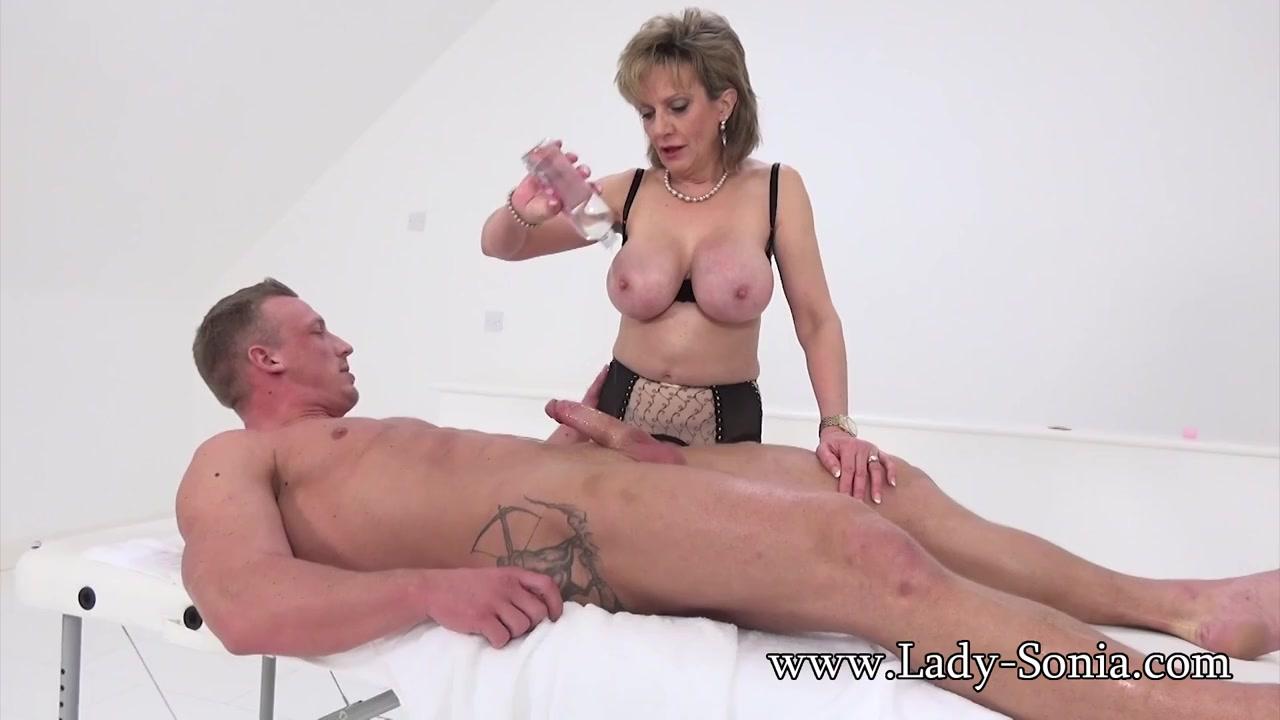 Порно Сисястая Массажистка